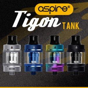 画像1: Aspire  - Tigon Tank  【電子タバコ/VAPEアトマイザー】