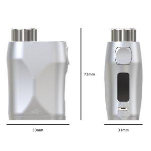 画像2: Eleaf - iStick Pico X MOD(アイスティック ピコ エックス) 【温度管理機能・アップデート機能付き・電子タバコ/VAPE】