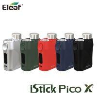 Eleaf - iStick Pico X MOD(アイスティック ピコ エックス) 【温度管理機能・アップデート機能付き・電子タバコ/VAPE】