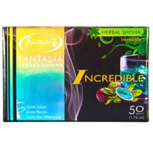 画像1: FANTASIA - インクレディブル 50g(ニコチンなし・シーシャ用ハーブフレーバー)