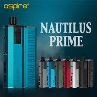Aspire  - Nautilus Prime  (アスパイア ノーチラス プライム) 【初心者おすすめ / 電子タバコ / VAPEスターターキット】