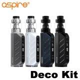 Aspire  - DECO Kit  【電子タバコ/VAPEスターターキット】