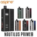 Aspire  - Nautilus Prime X 【電子タバコ / VAPEスターターキット】