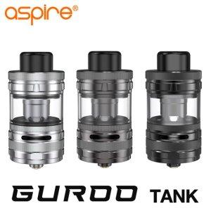 画像1: Aspire  - Guroo Tank  【電子タバコ/VAPEアトマイザー】