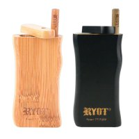 RYOT -  Wood Taster Box With One Hitter  ワンヒッターボックス