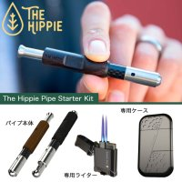 The Hippie Pipe ヒッピーパイプ スターターキット【シャグ・タバコ用 アナログ ヴェポライザー】