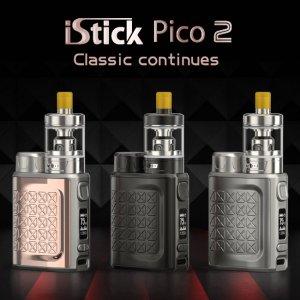 画像1: Eleaf  - iStick Pico2 Kit  【電子タバコ/VAPEスターターキット】
