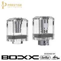 PRESTIGE Aspire × Sunbox × Atmizoo - BOXX  専用 POD 1個入り