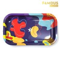 Famous Design - メタルローリングトレイ PAPAYA