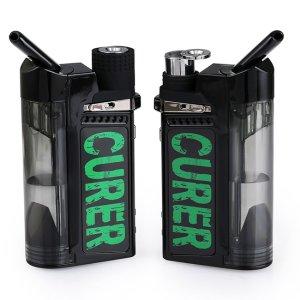 画像2: LTQ Vapor - CURER Vaporizer Kit 【ハーブ・ワックス・オイル兼用ヴェポライザー】