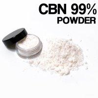 CBNアイソレート パウダー CBN 原料 1g  (高濃度99%以上)