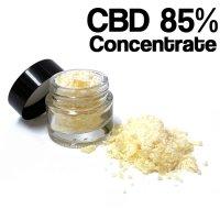 CBD ブロードスペクトラム コンセントレート CBD原料 1g / 3g/ 5g/ 30g /50g (高濃度85%以上)