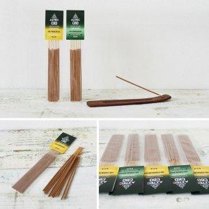 画像2: AZTEC -  Premium Incense CBD & テルペン配合 お香 10本入り
