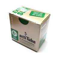 actiTube(Tune)- 活性炭フィルター【エクストラスリムサイズ】50本入り