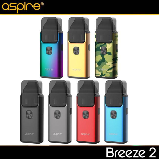 Aspire , Breeze 2 【初心者おすすめ・電子タバコ/VAPE